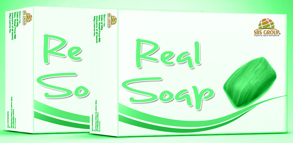 Real Soap Green