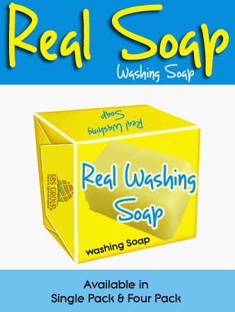 Real Washing Soap